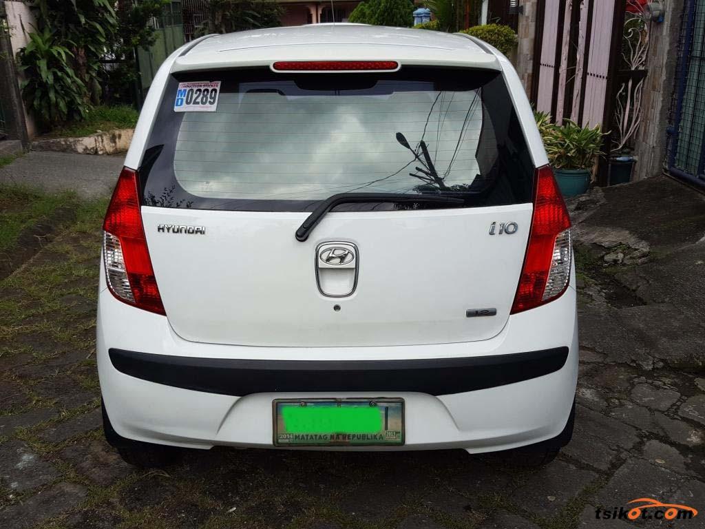 hyundai i10 2009 car for sale calabarzon philippines. Black Bedroom Furniture Sets. Home Design Ideas
