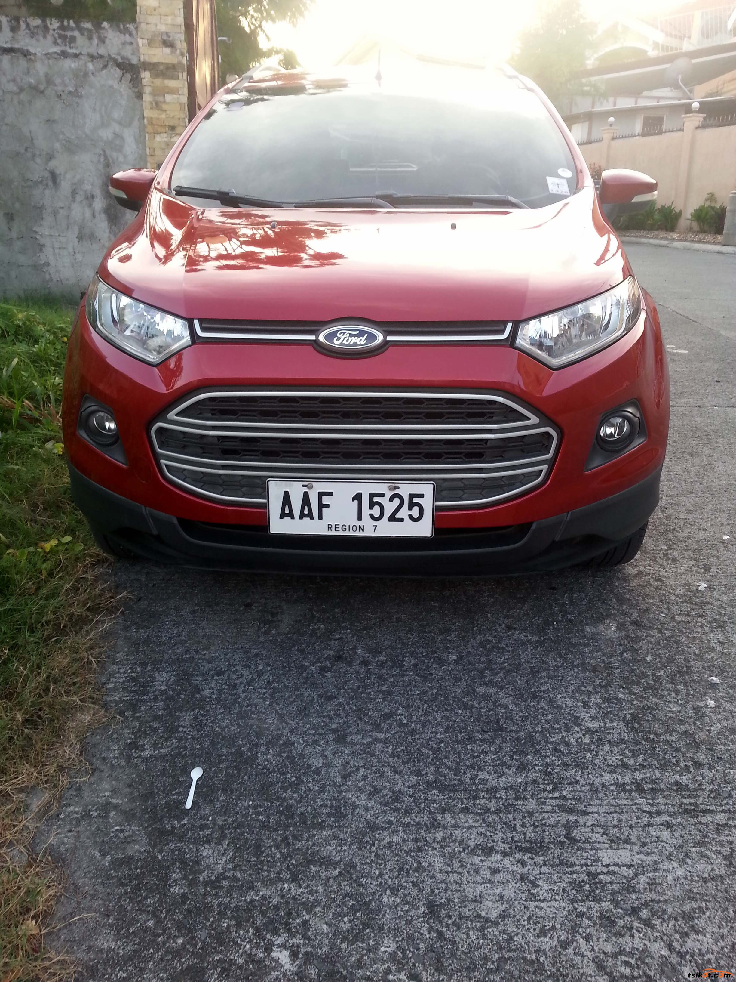 ford ecosport 2015 car for sale central visayas. Black Bedroom Furniture Sets. Home Design Ideas