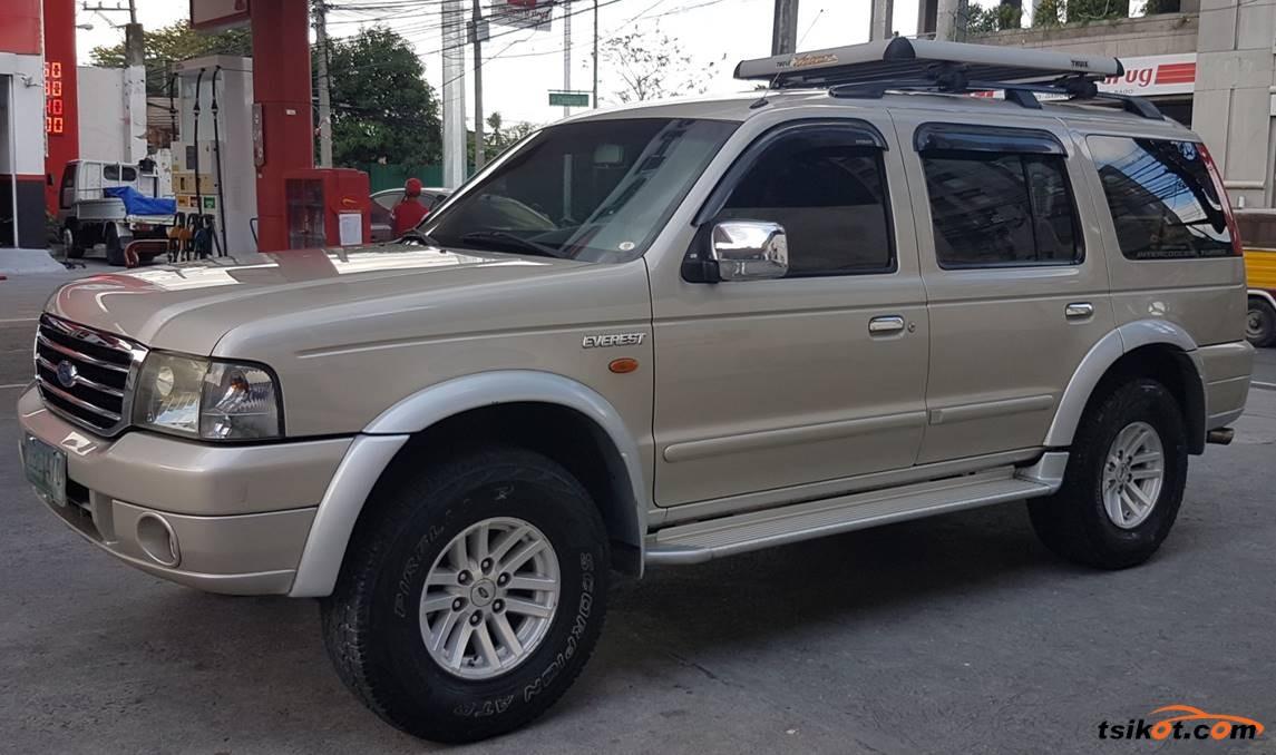Ford Everest 2005 - 1
