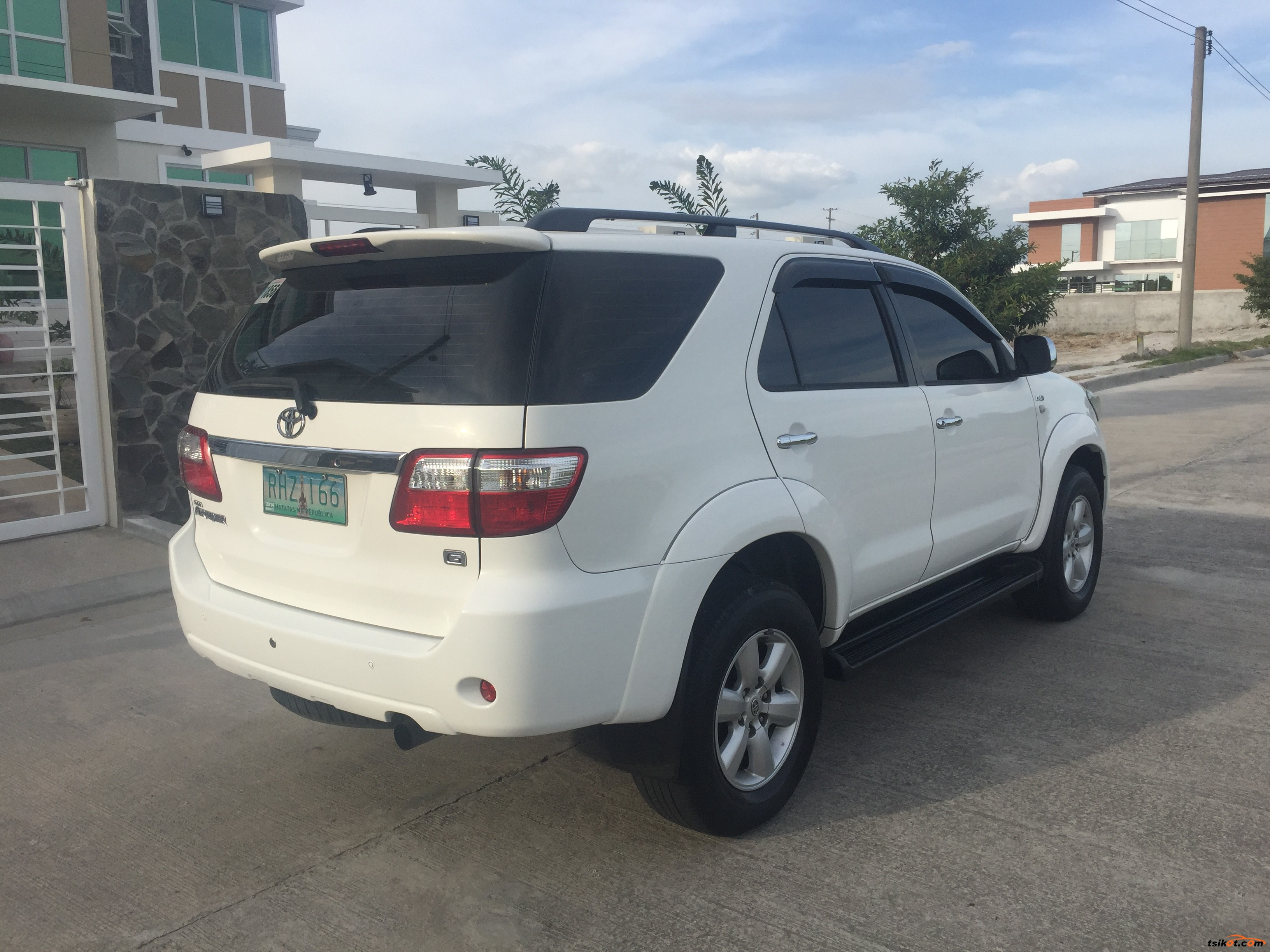 Toyota Fortuner 2009 Car For Sale Central Luzon