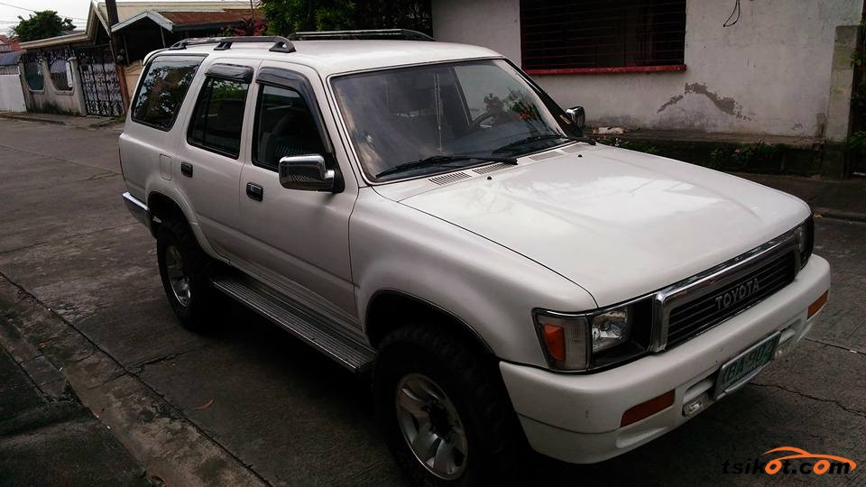 Toyota 4runner for Sale in the Philippines