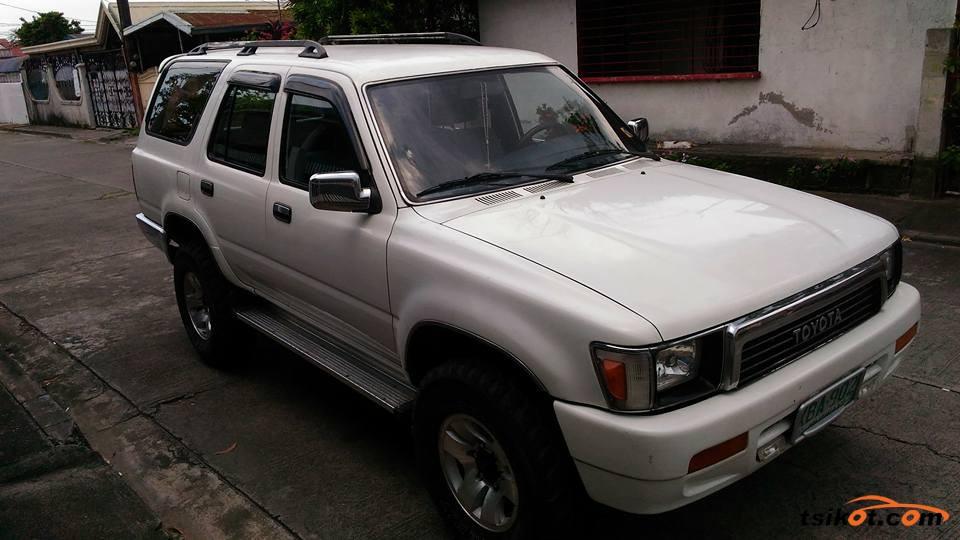 Toyota 4Runner 1995 - 4