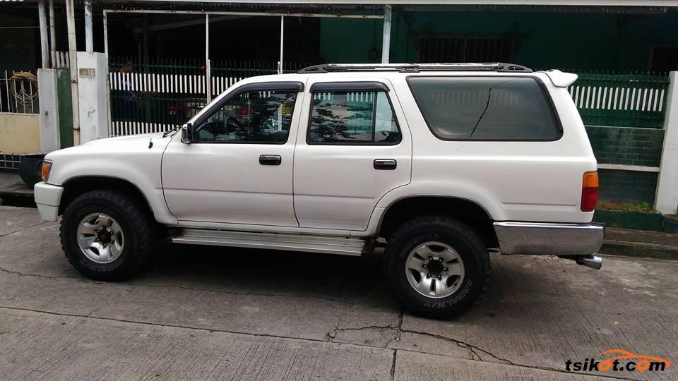 Toyota 4Runner 1995 - 5