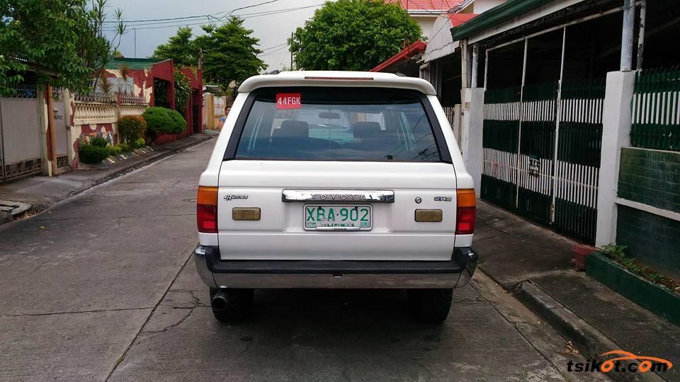Toyota 4Runner 1995 - 6