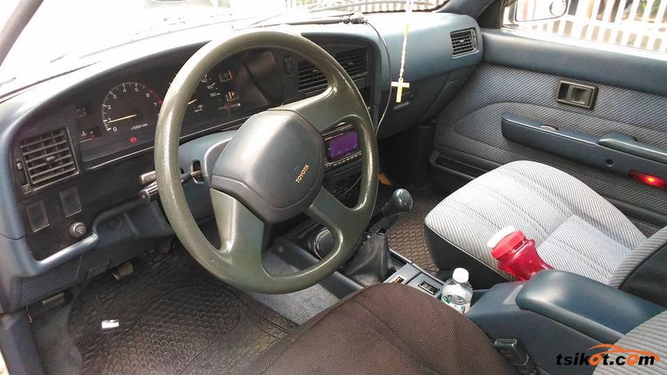 Toyota 4Runner 1995 - 7