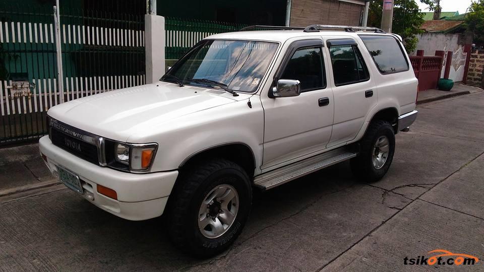 Toyota 4Runner 1995 - 8