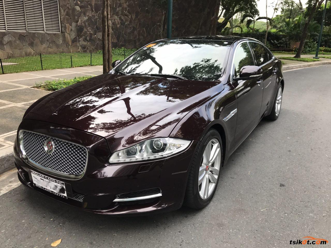 Jaguar Xj 2015 - 1