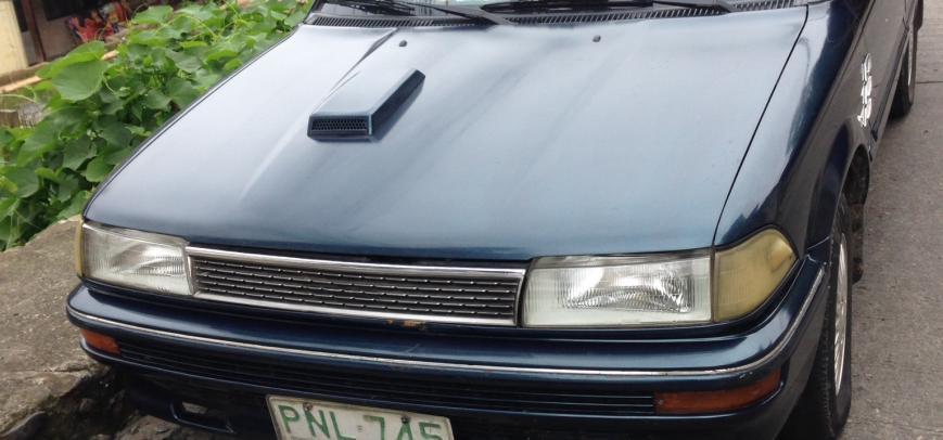 Toyota Corolla 1990 - 1