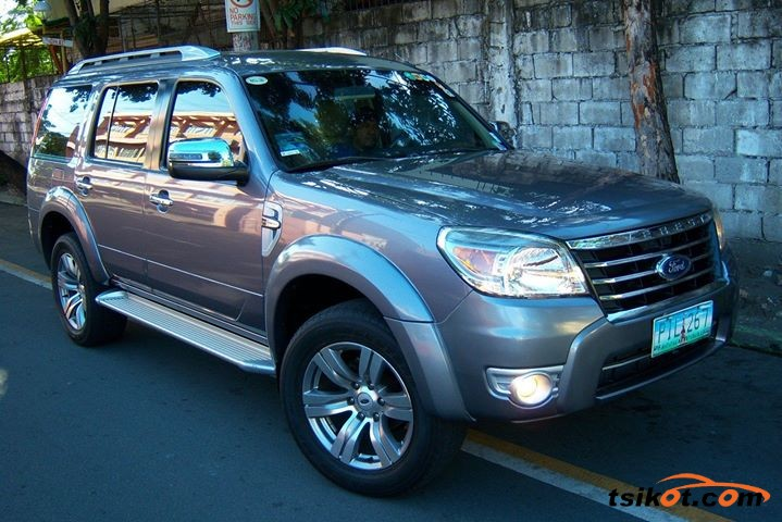 Ford Everest 2012 Car For Sale Central Visayas