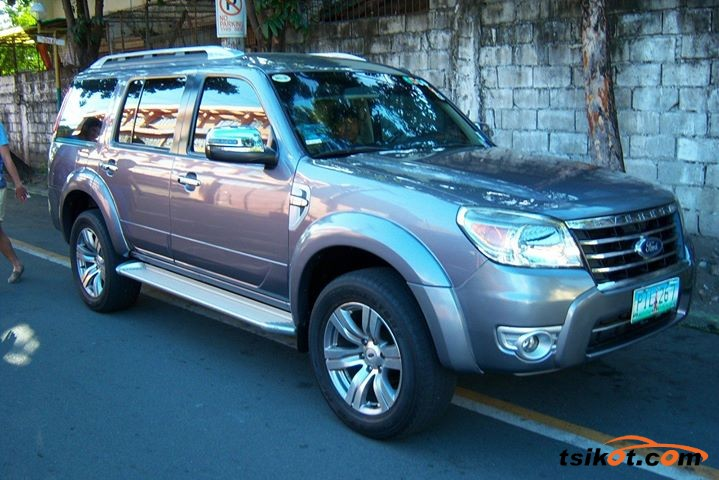 Ford Everest 2012 - 6
