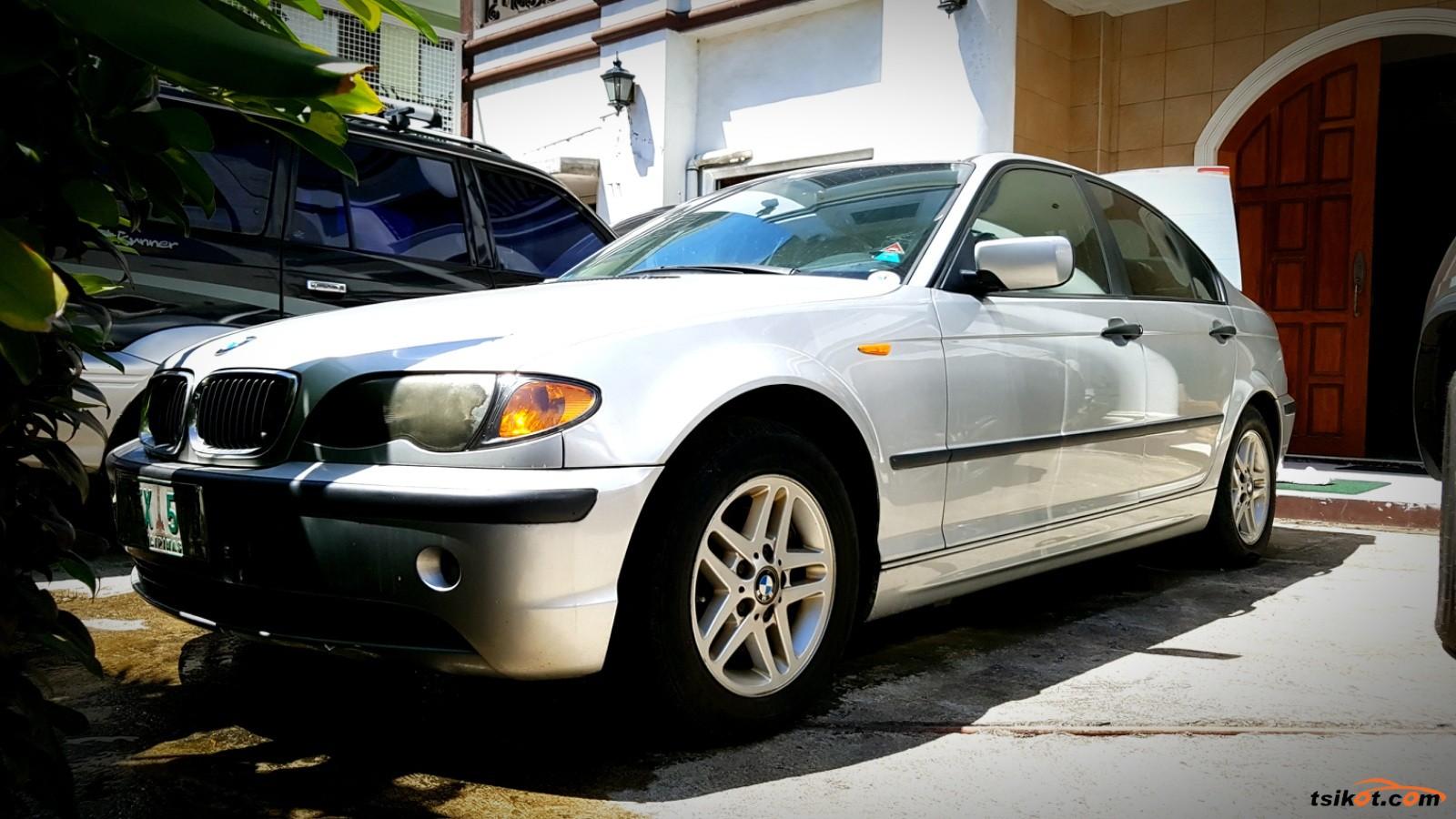 Bmw 316I 2002 - 1