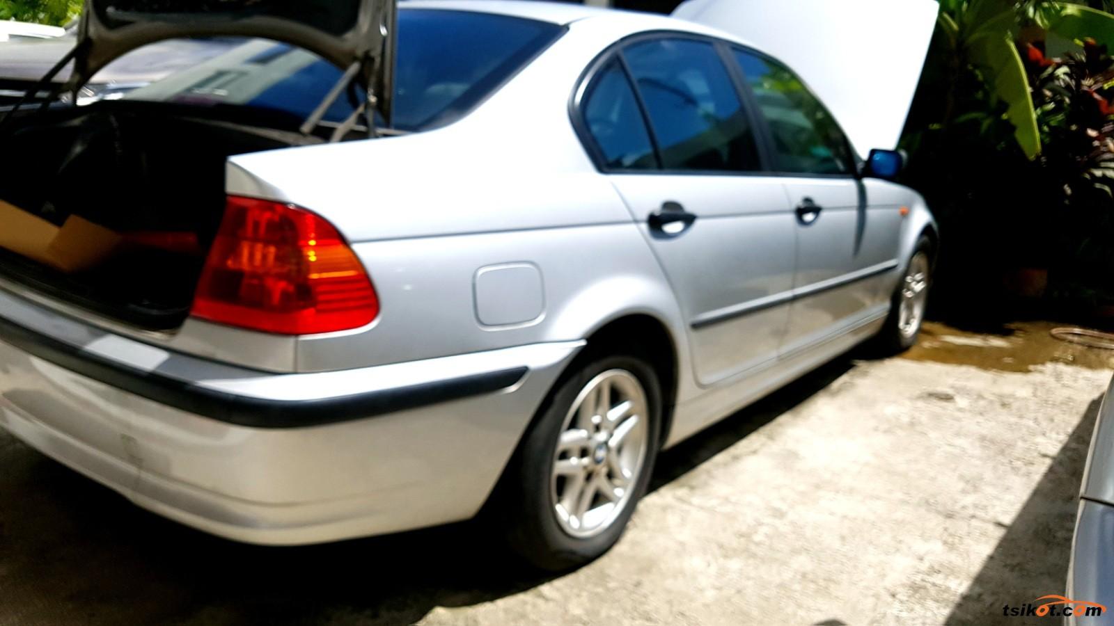 Bmw 316I 2002 - 2