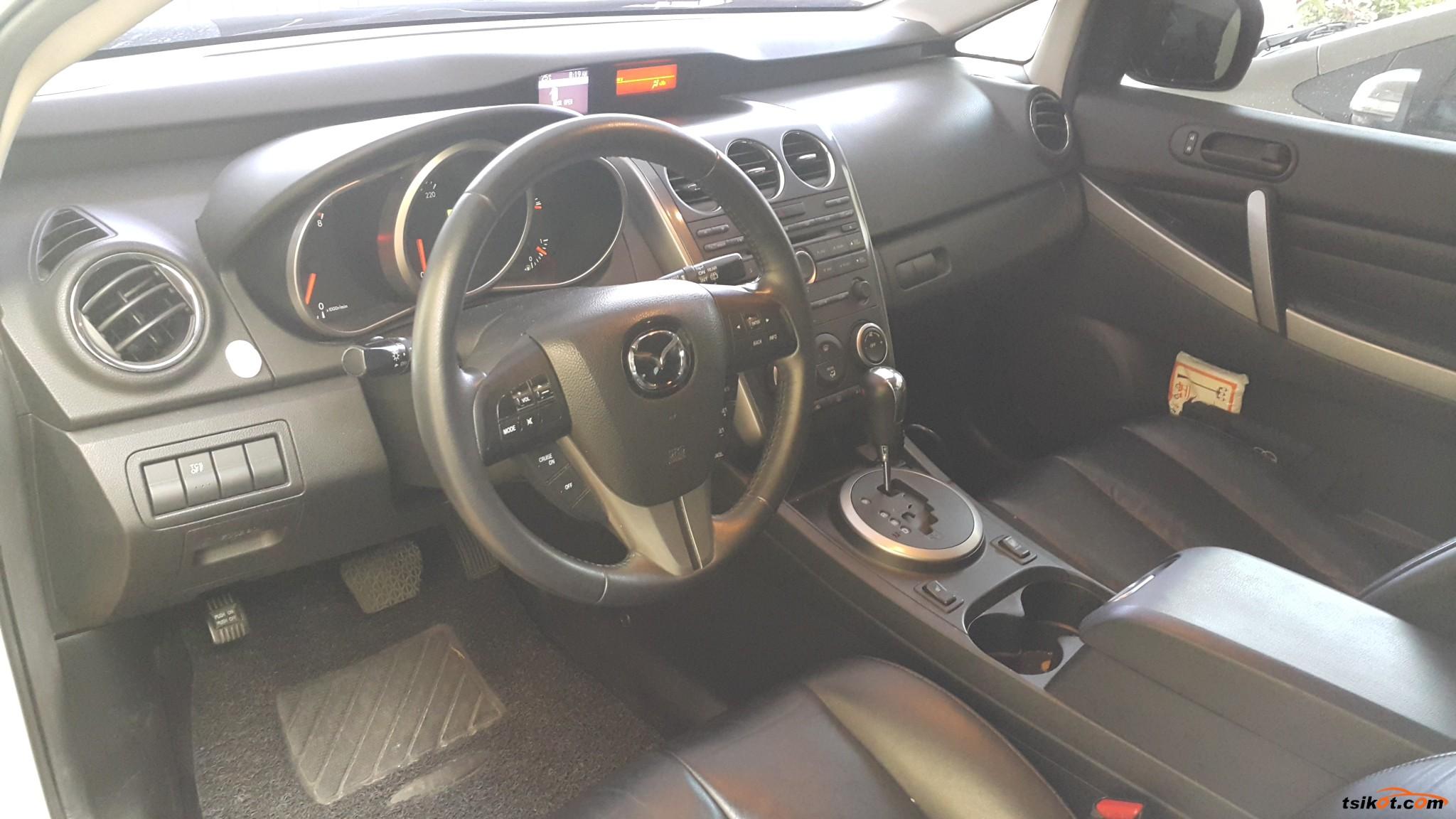 Mazda Cx-7 2010 - 2