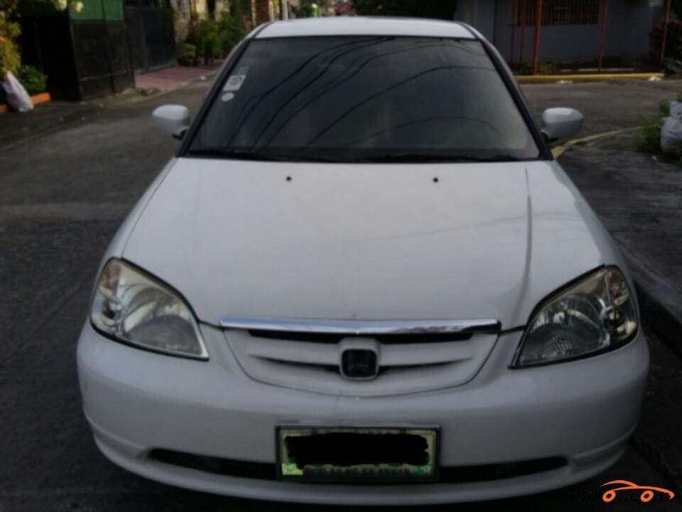 Honda Civic 2001 - 8