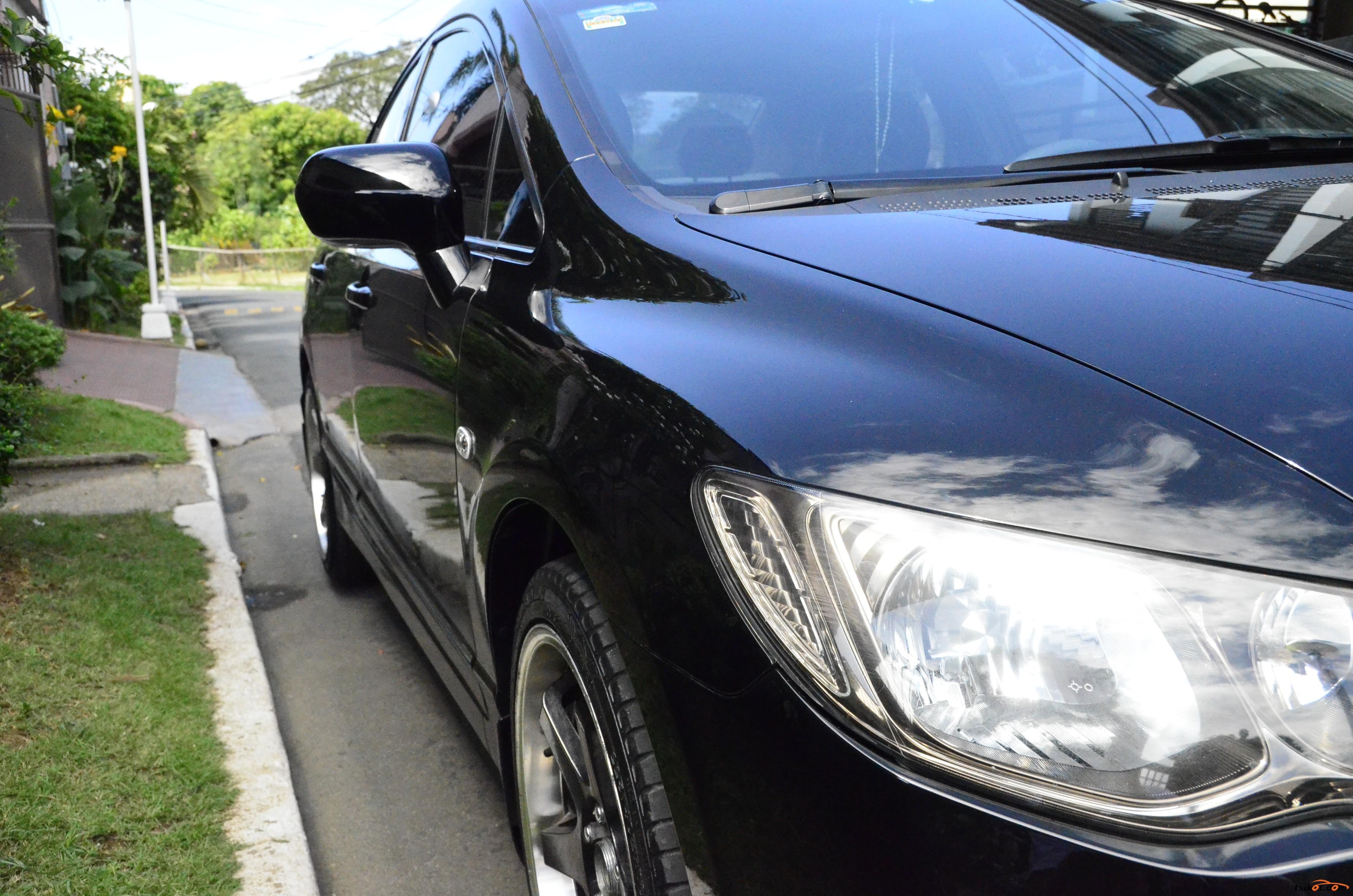 Honda Civic 2009 - 1