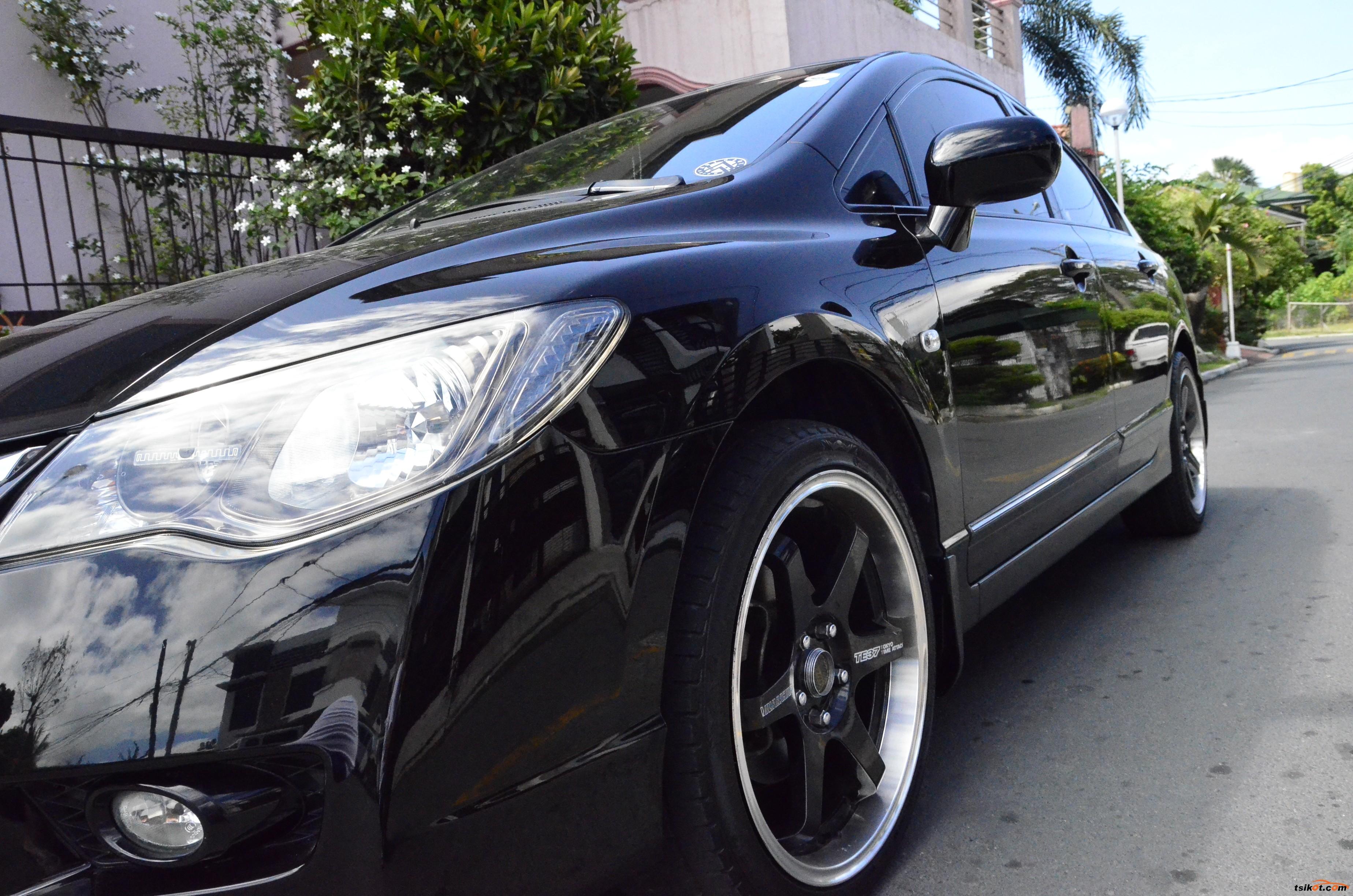 Honda Civic 2009 - 6