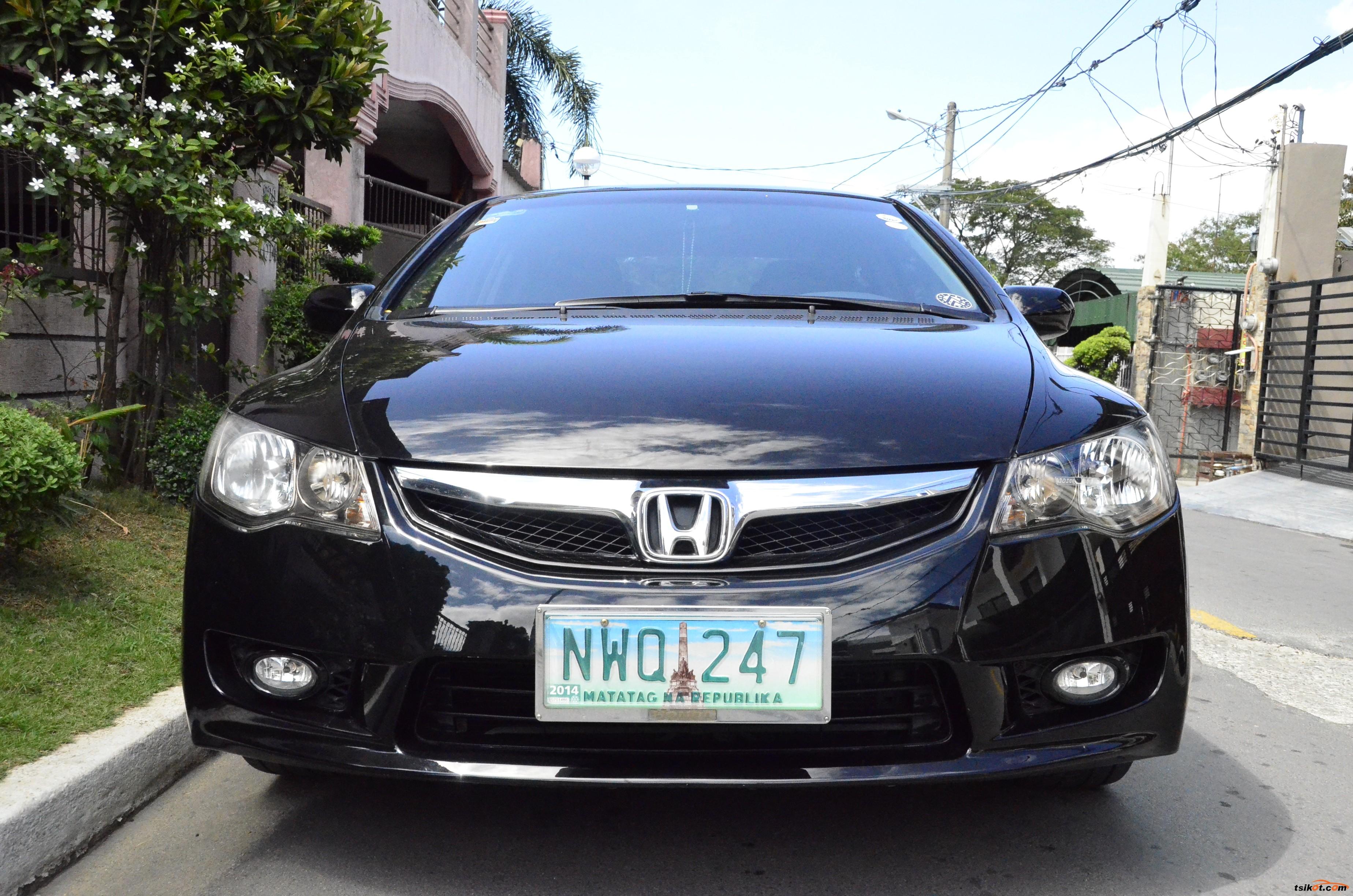 Honda Civic 2009 - 7