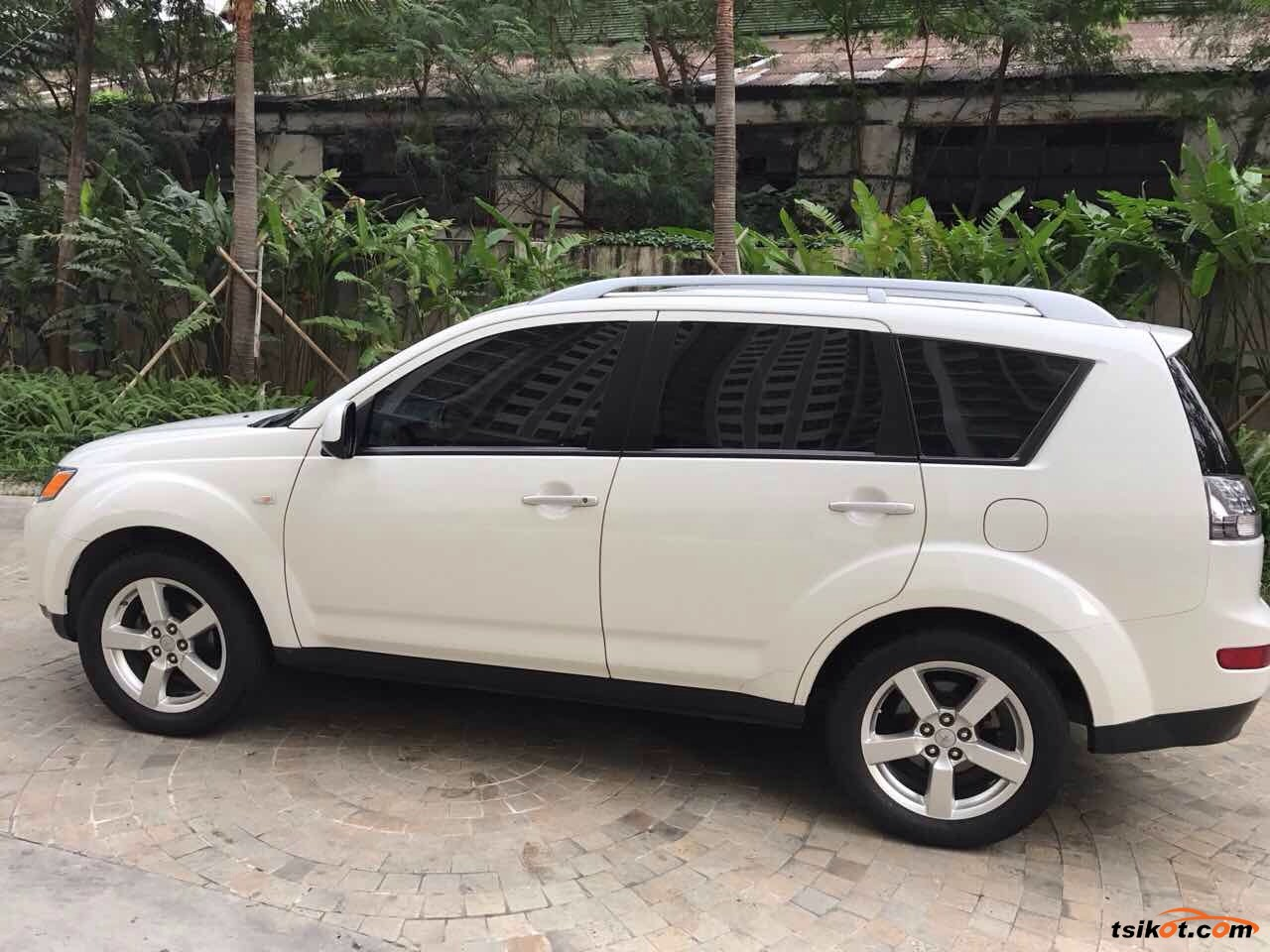 mitsubishi outlander 2008 car for sale metro manila. Black Bedroom Furniture Sets. Home Design Ideas