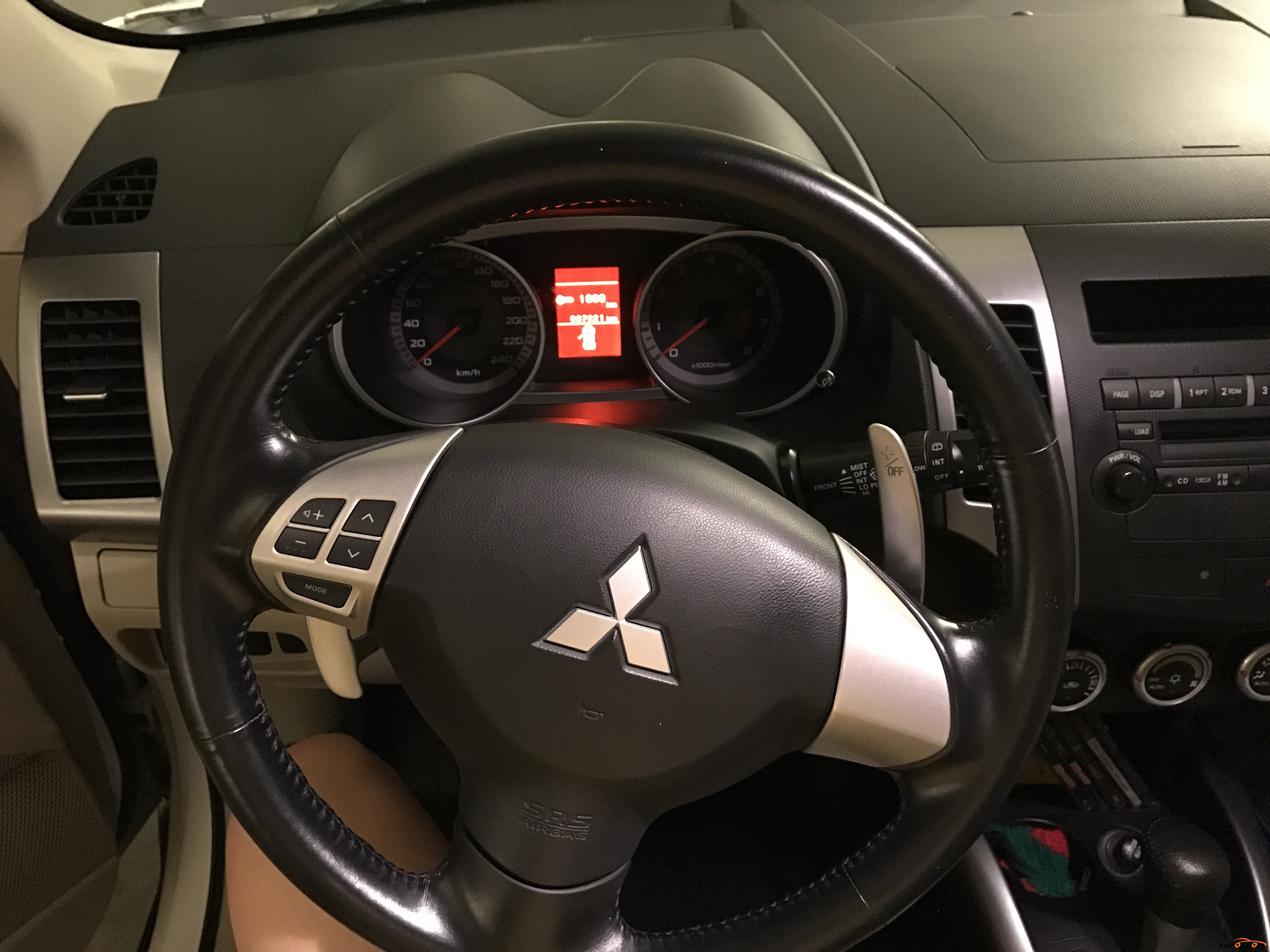 Mitsubishi Outlander 2008 - 5