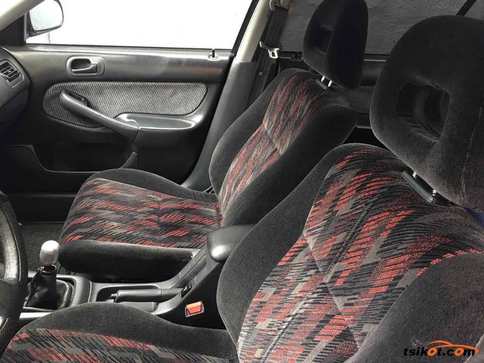 Honda Civic 1997 - 10