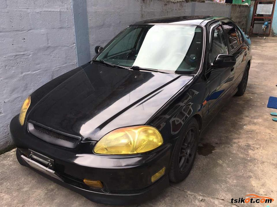 Honda Civic 1997 - 3