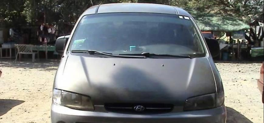 Hyundai Starex 1998 - 6