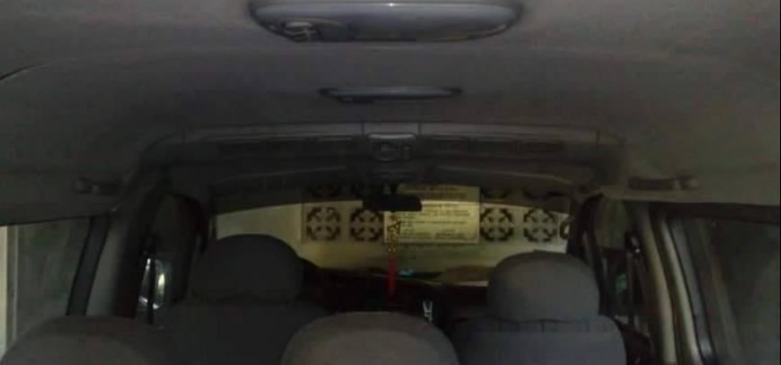 Hyundai Starex 1998 - 9