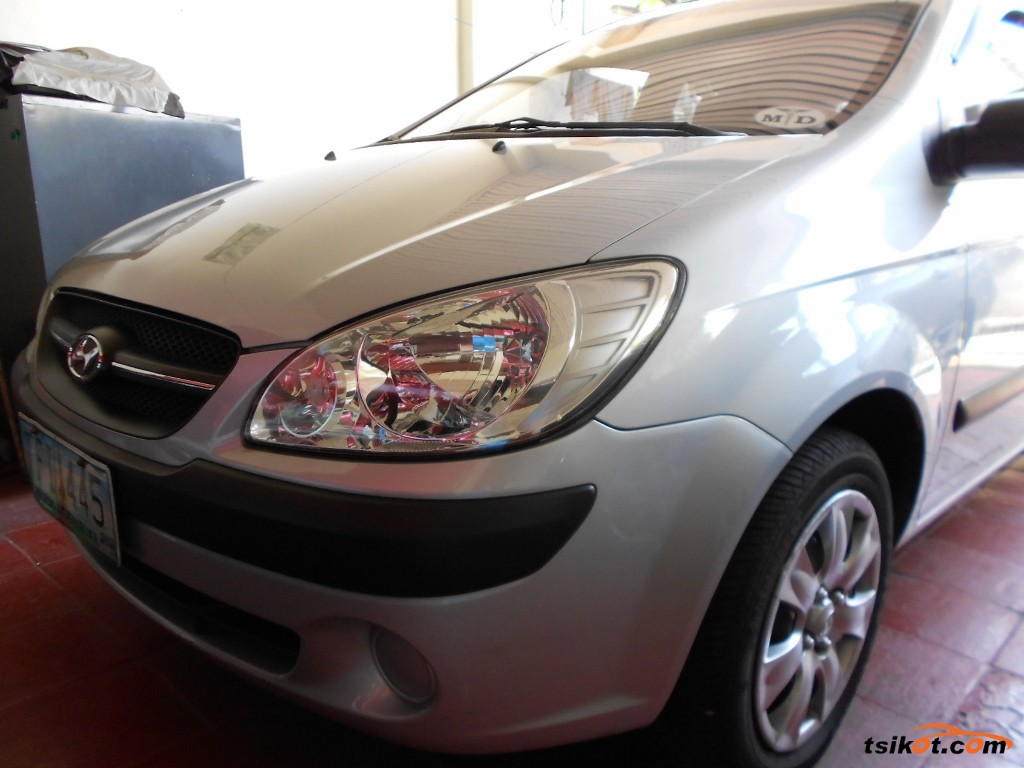 Hyundai Getz 2011 - 3