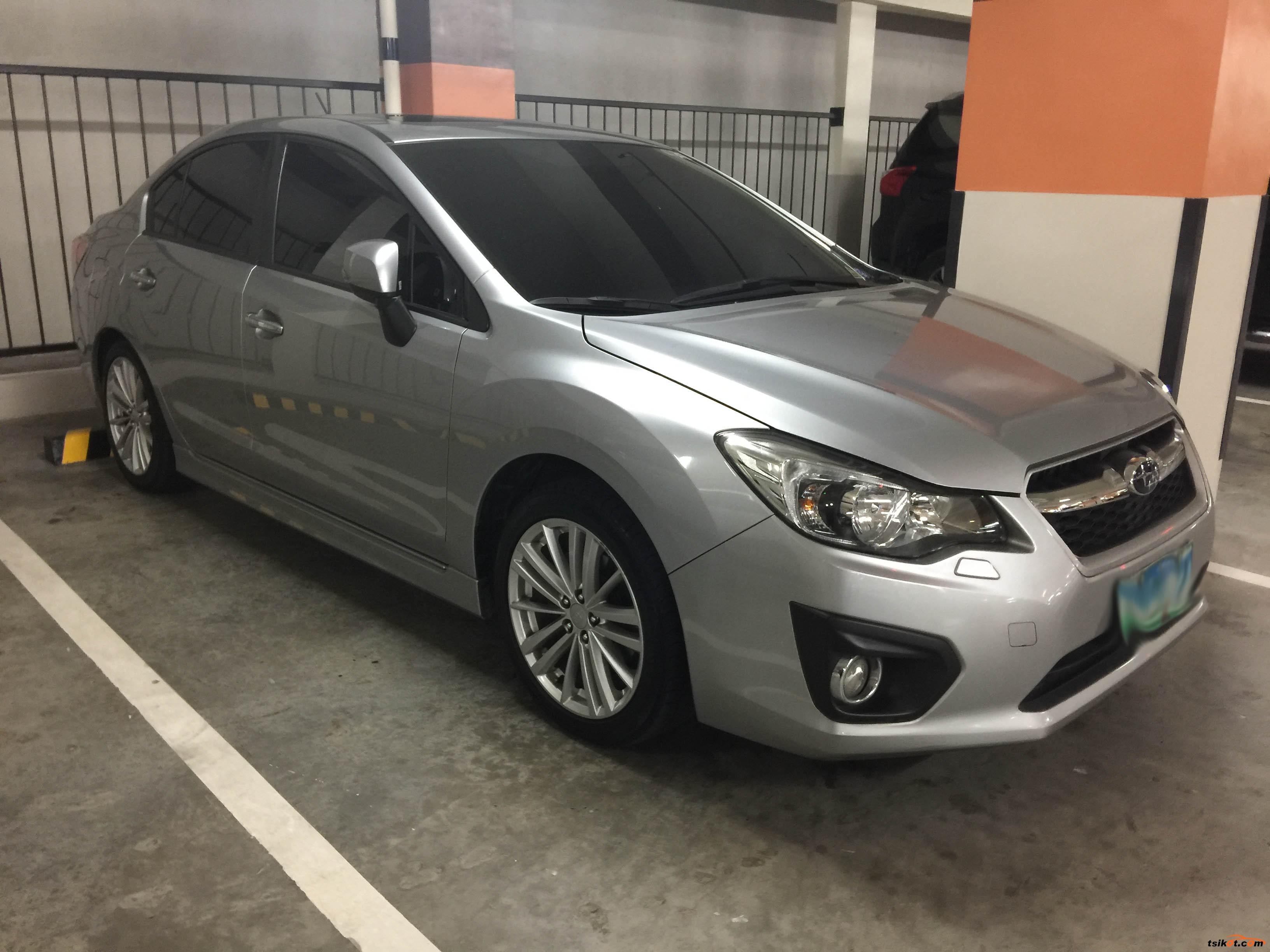 Subaru Impreza 2013 - 1
