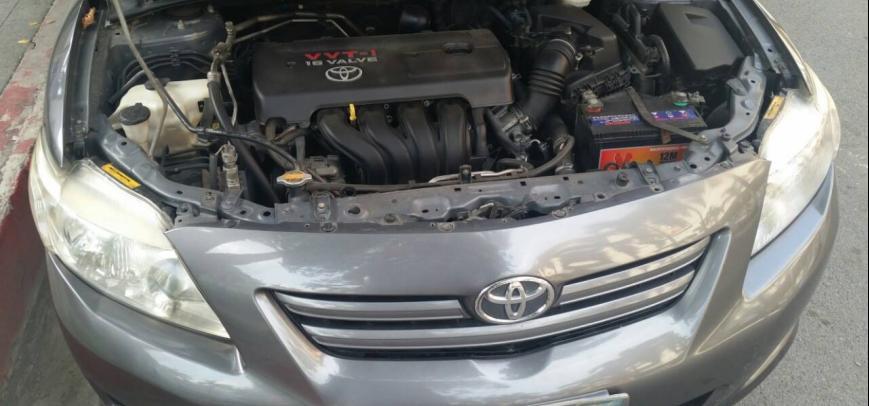 Toyota Corolla 2008 - 12