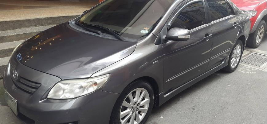 Toyota Corolla 2008 - 8