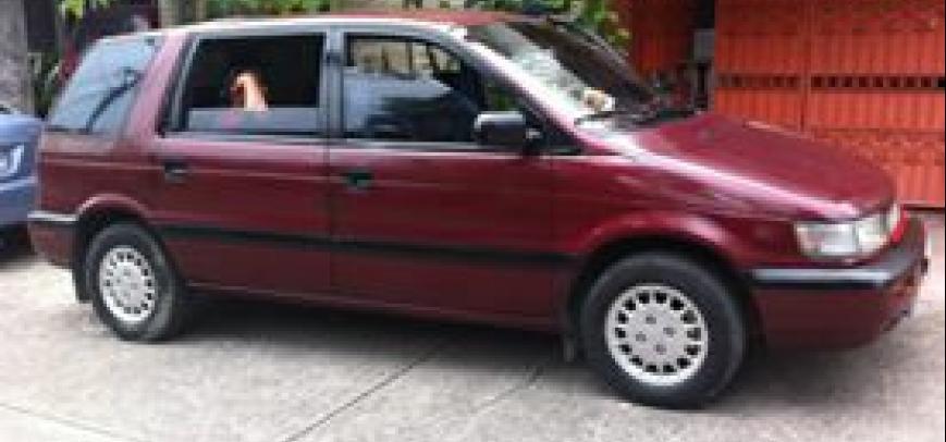 Mitsubishi Space Wagon 1992 - 1