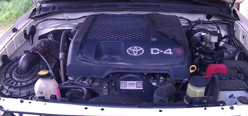 Toyota Fortuner 2012 - 21