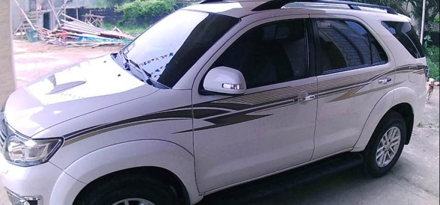 Toyota Fortuner 2012 - 24