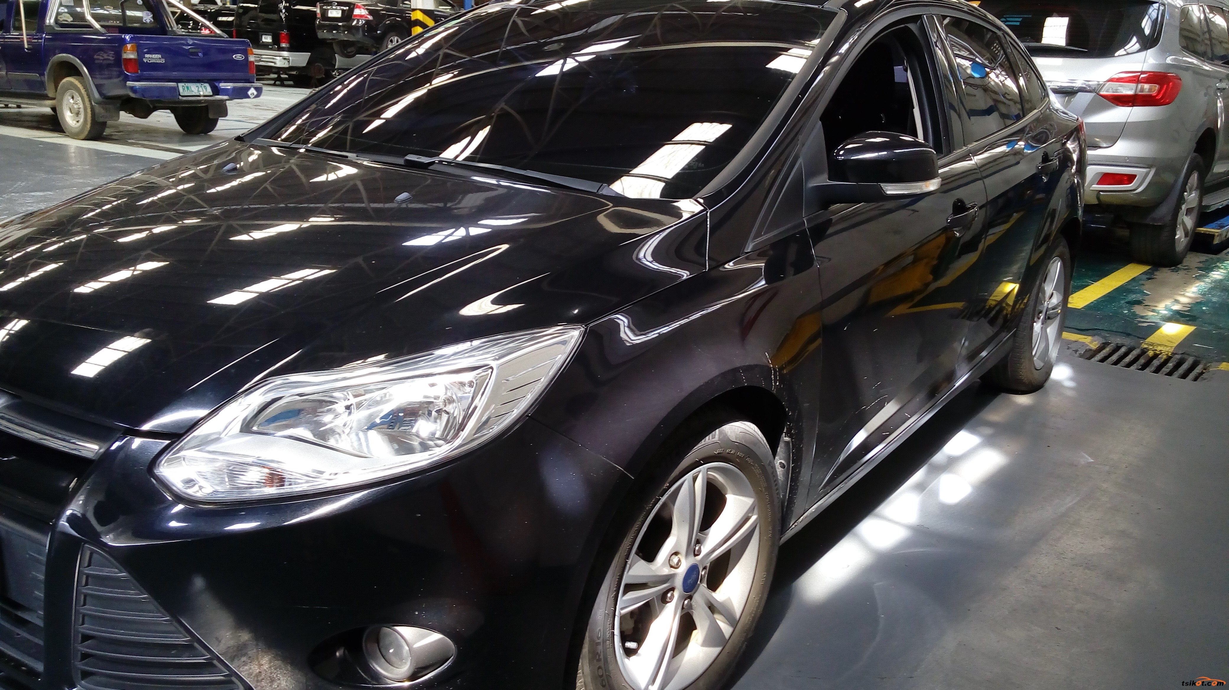 Ford Focus 2013 - 3