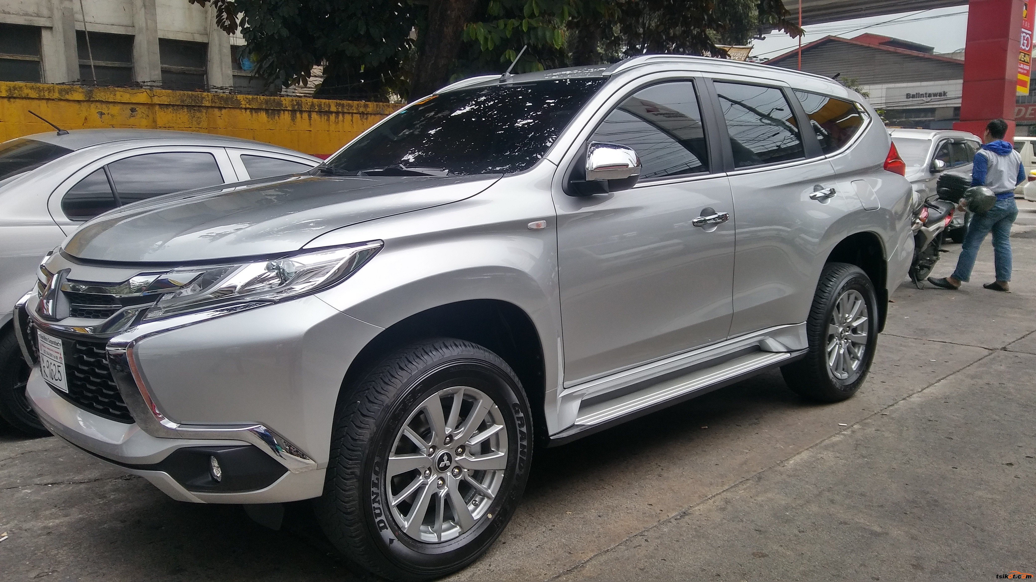 Mitsubishi Montero 2017 Car For Sale Metro Manila