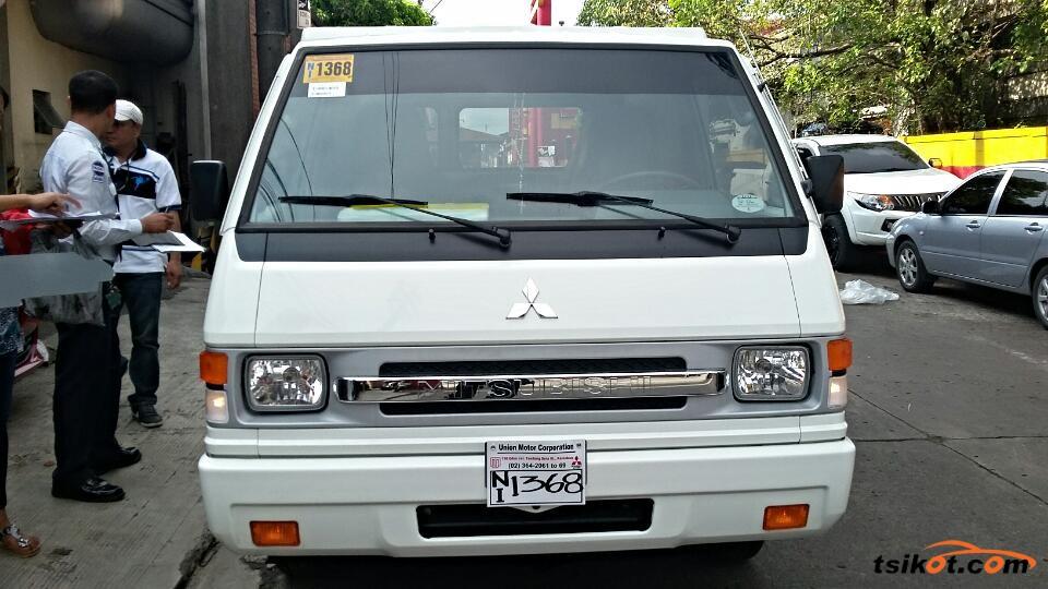 Mitsubishi L300 2016 - 3