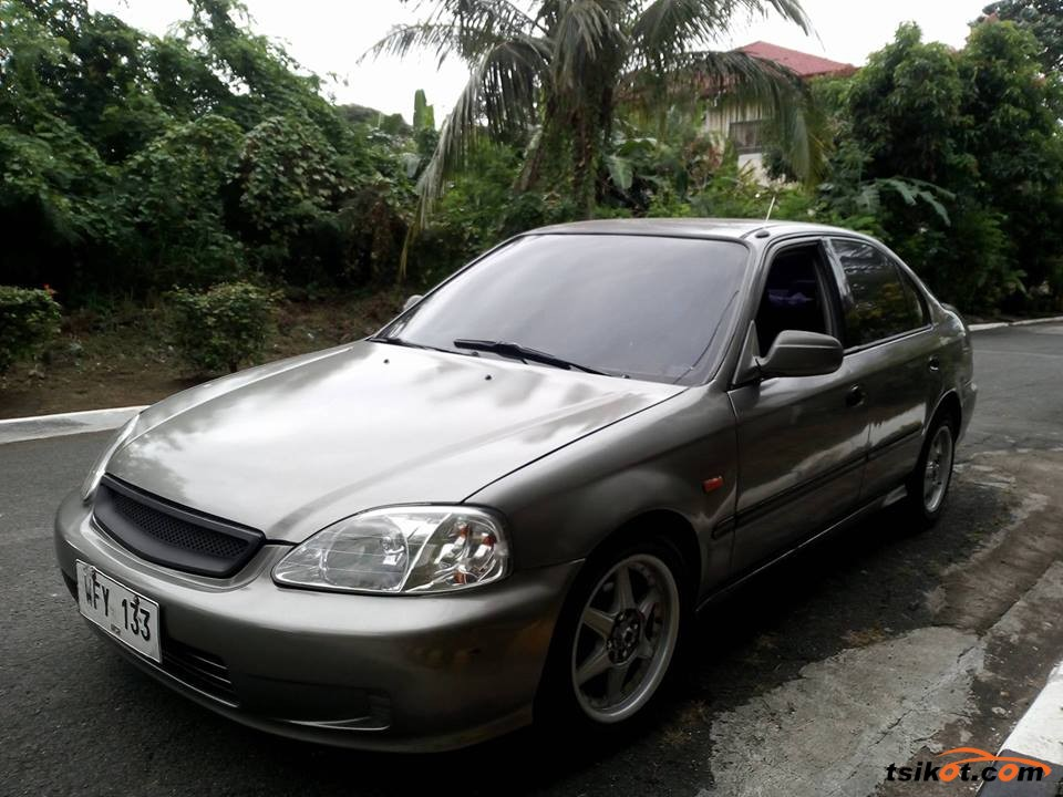 honda civic 1999 car for sale metro manila. Black Bedroom Furniture Sets. Home Design Ideas