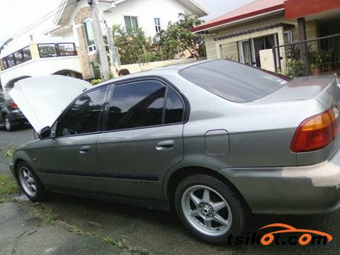 Honda Civic 1999 - 7
