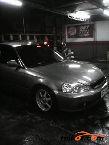 Honda Civic 1999 - 9