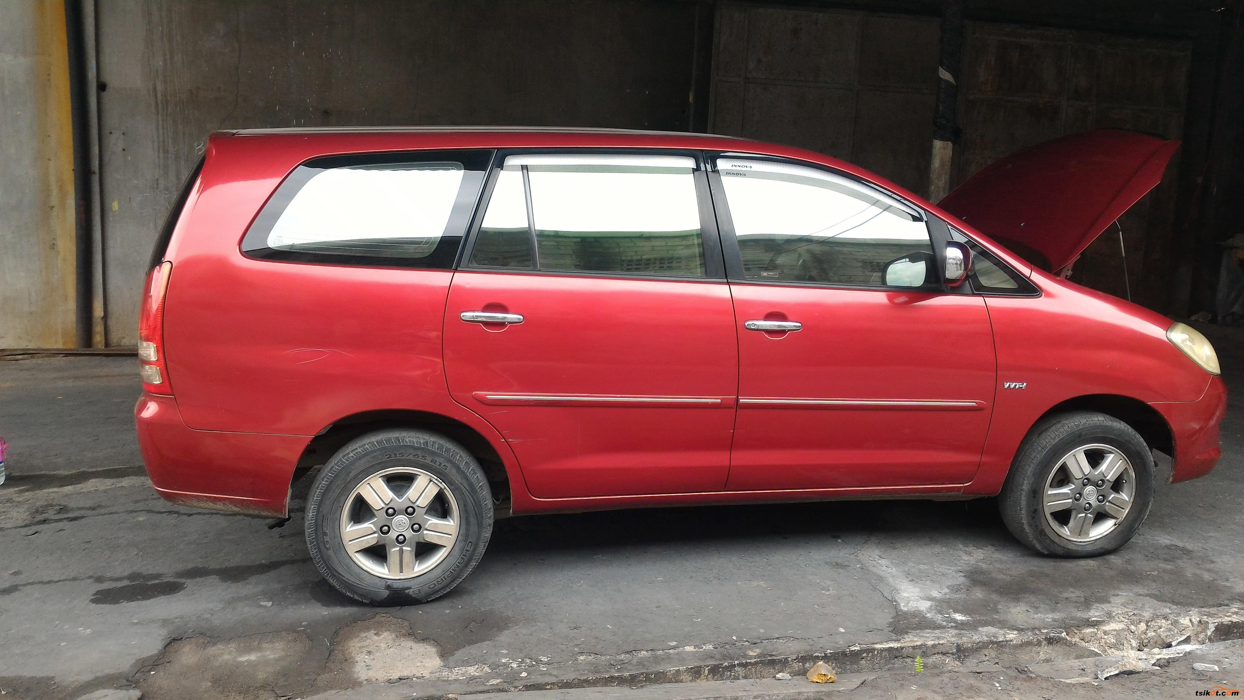 Toyota Innova 2006 - 8