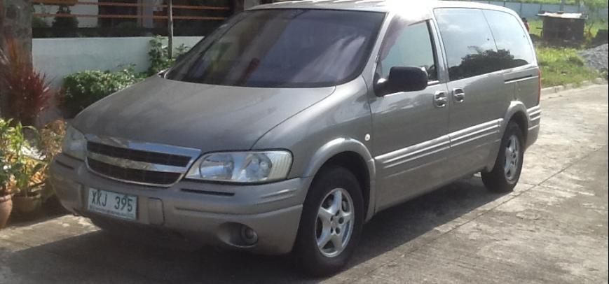 Chevrolet Venture 2005 - 3