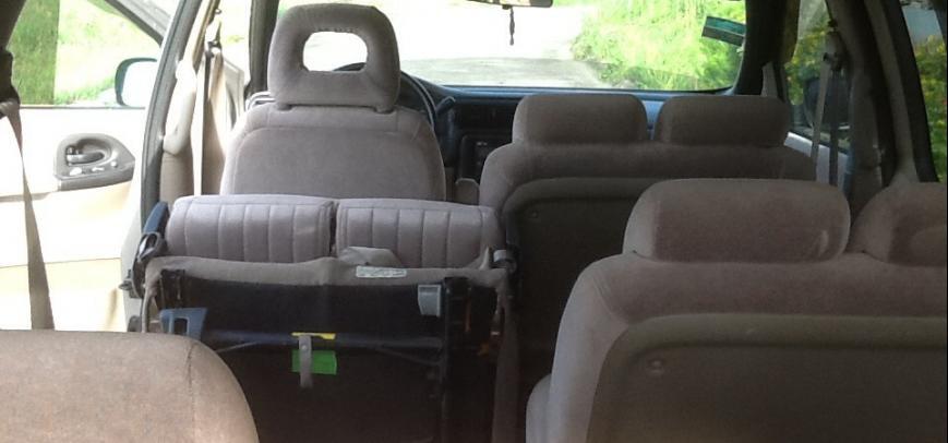 Chevrolet Venture 2005 - 8