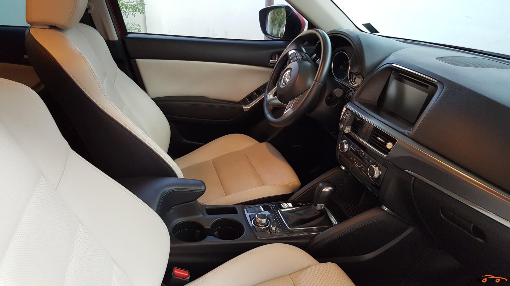 Mazda 5 2016 - 2