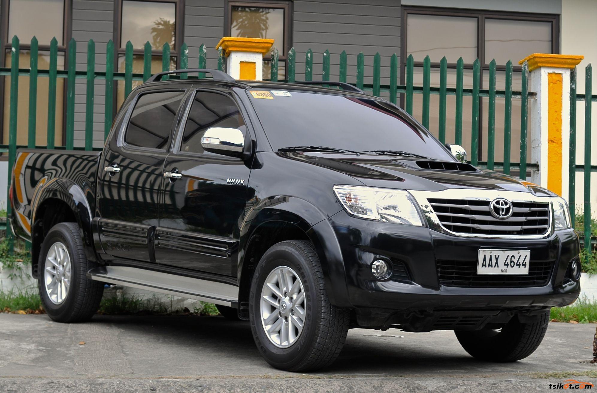Toyota Hilux 2015 - 3