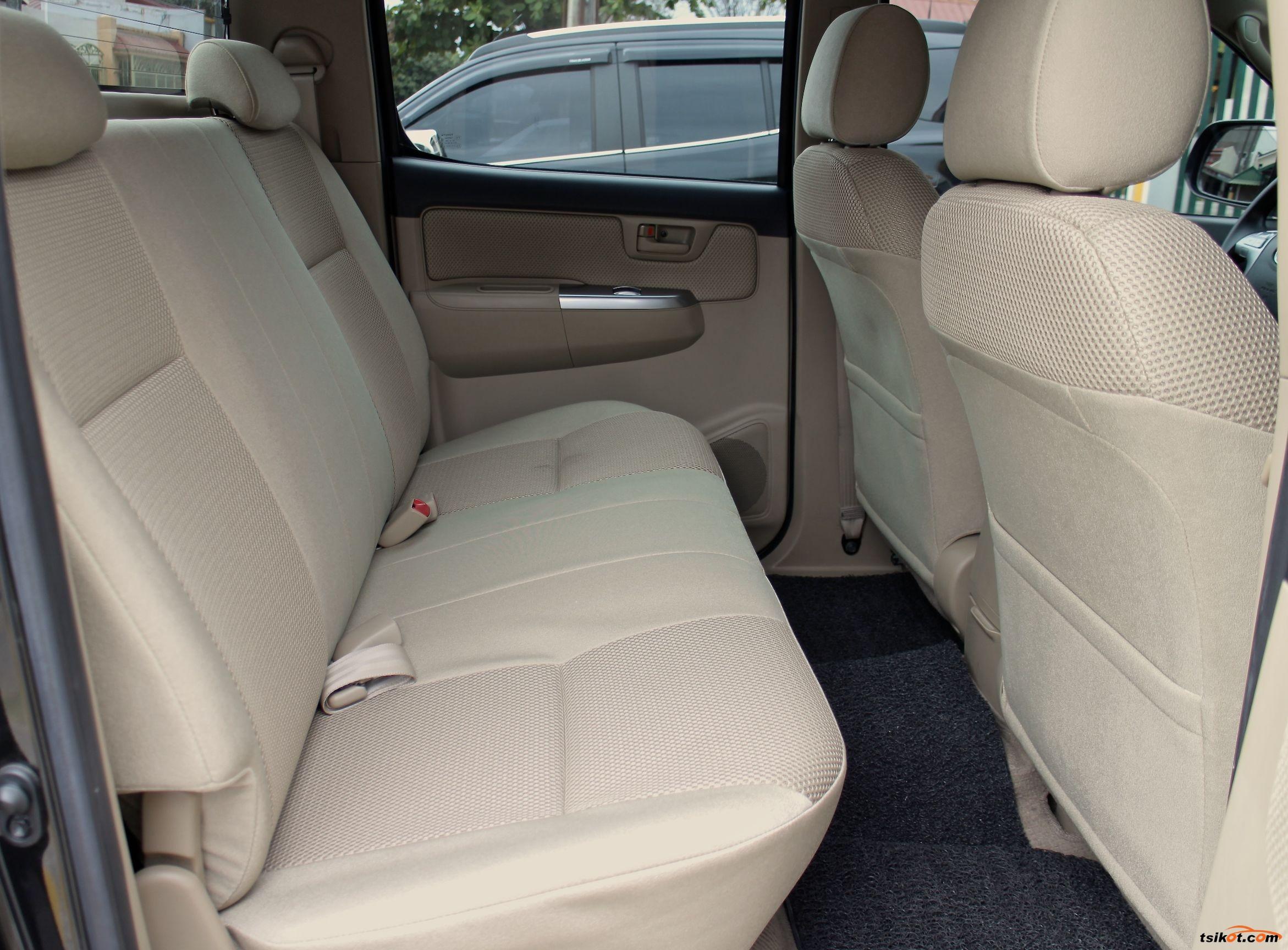 Toyota Hilux 2015 - 9