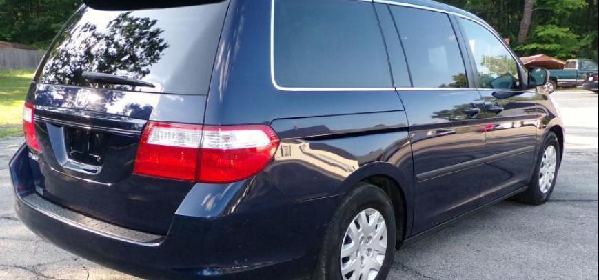 Honda Odyssey 2006 - 4