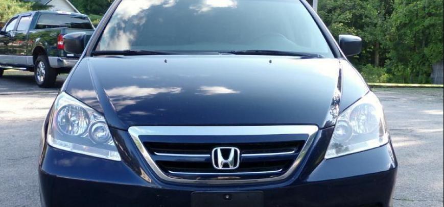 Honda Odyssey 2006 - 5