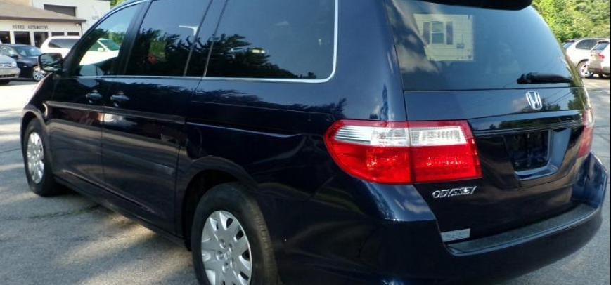 Honda Odyssey 2006 - 6