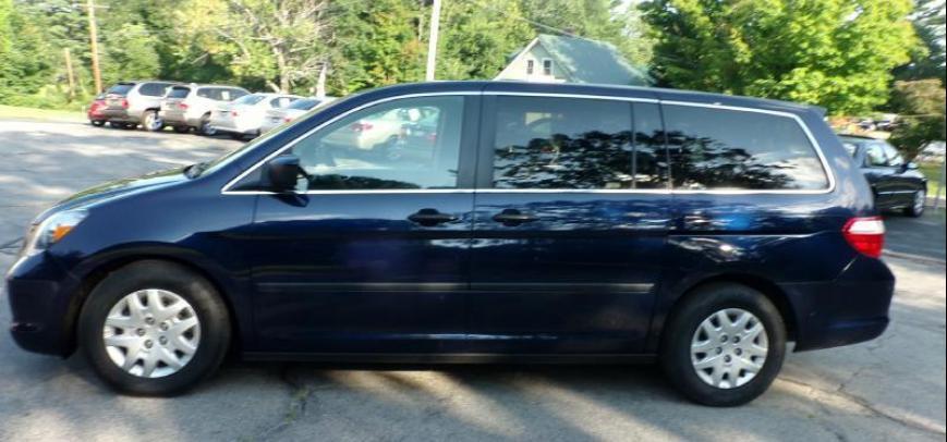 Honda Odyssey 2006 - 7